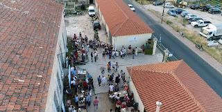 ΝΤΟΥ του ΣΔΟΕ στο Lesvos Food Fest στις εγκαταστάσεις της Μοδούσας στη Γέρα- Πρόστιμα και αυστηροί έλεγχοι στους παραγωγούς