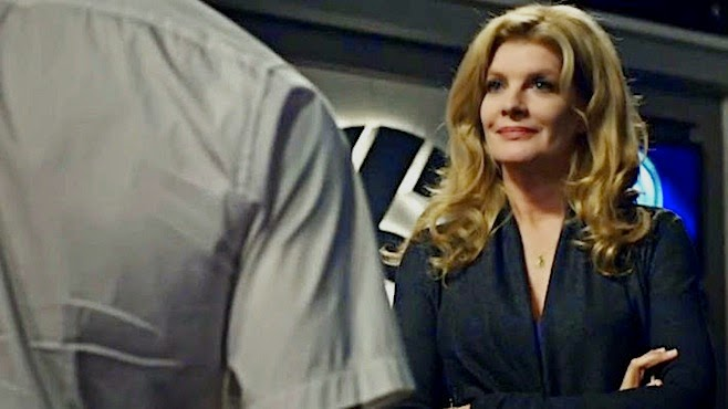 Nightcrawler:Rene Russo | A Constantly Racing Mind