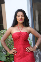Mamatha sizzles in red Gown at Katrina Karina Madhyalo Kamal Haasan movie Launch event 235.JPG
