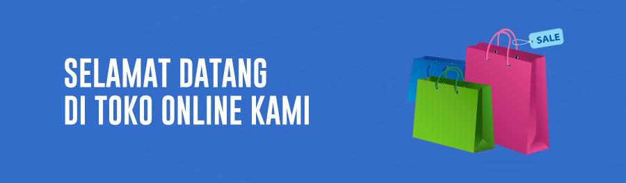 Landing Page Toko Online