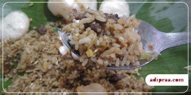 Nasi Goreng Kambing | adipraa.com