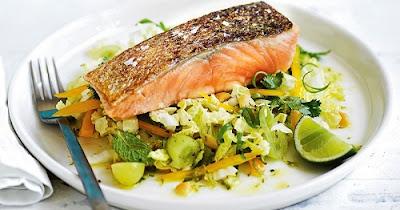 Gambar - 6 Resep Salmon Mudah & Sehat