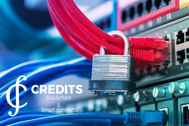 CREDITS ICO PRICE, CREDITS ICO, CREDITS Token Sale - Credits - Revolusi Blockchain Generasi Terbaru Menggantikan Bitcoin dan Ethereum