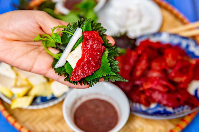 sứa đỏ hà nội
