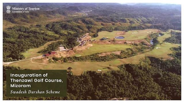 Mizoram Golf Course