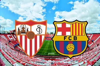 Барселона - Севилья СМОТРЕТЬ ОНЛАЙН бесплатно 6 октября 2019 ПРЯМАЯ ТРАНСЛЯЦИЯ в 22:00 МСК.