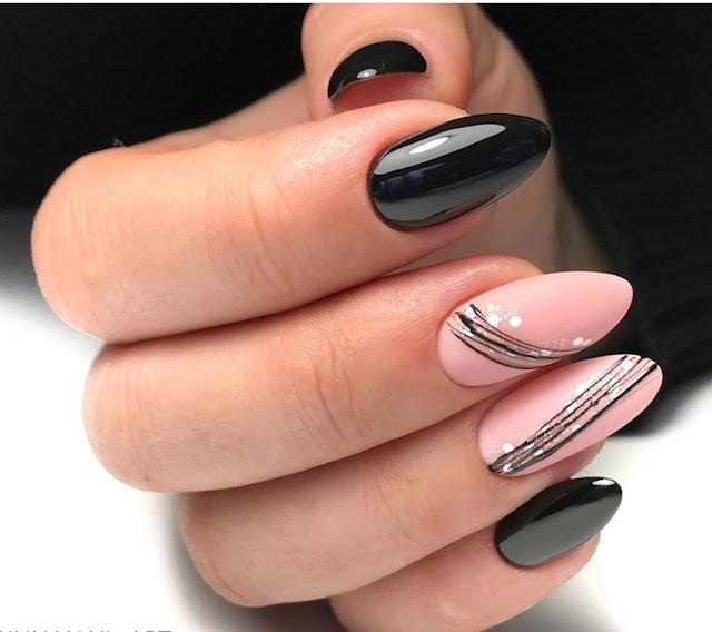 Cute acrylic nail color ideas