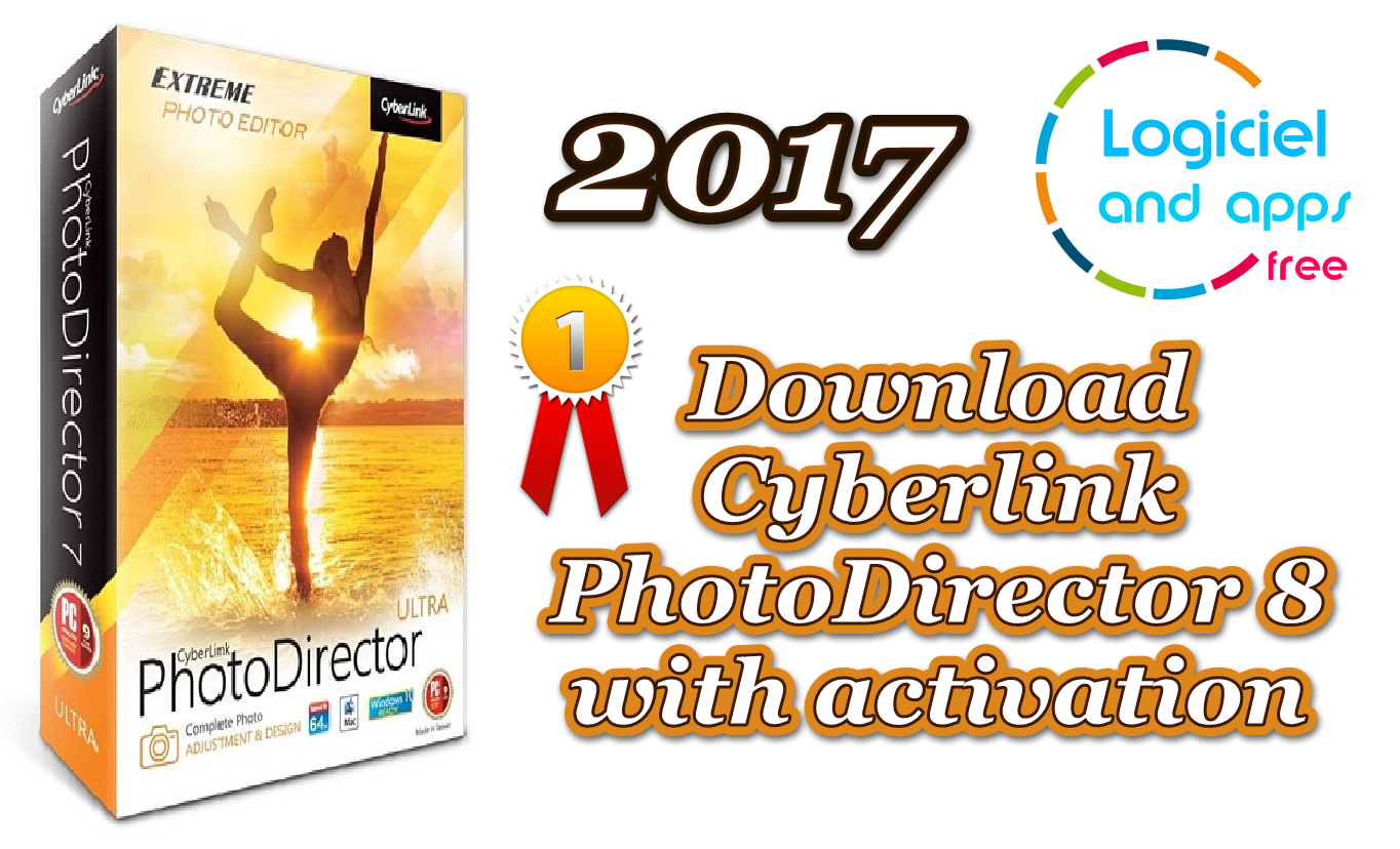 cyberlink photodirector 8 download
