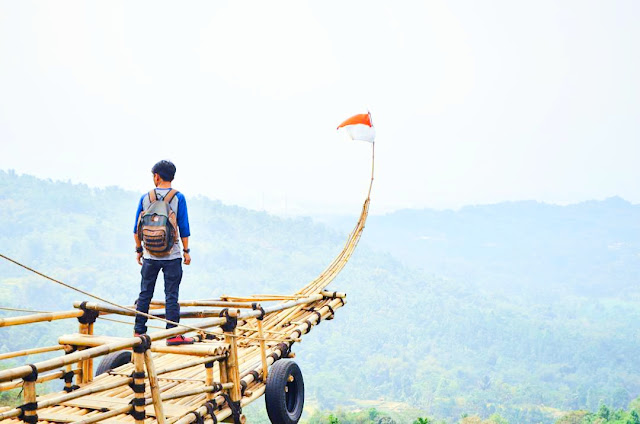 Lokasi dan Tiket Masuk Wisata Alam Pasir Krisik Tasikmalaya