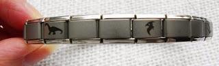 dinosaur stretch bracelet