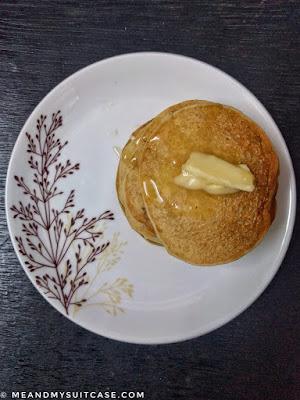 Amma Ki Rasoi - Banana Pancake Recipe during lockdown