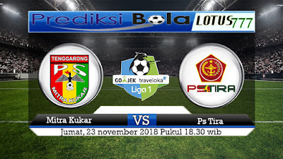 Prediksi Mitra Kukar Vs Ps Tira 23 November 2018