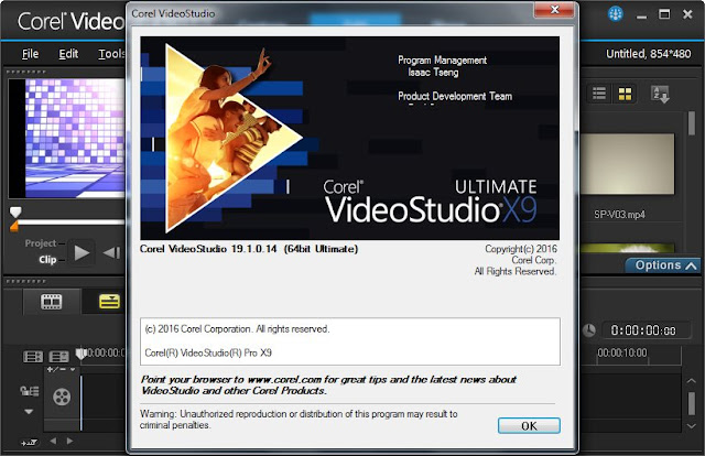 corel videostudio ultimate x9 free download