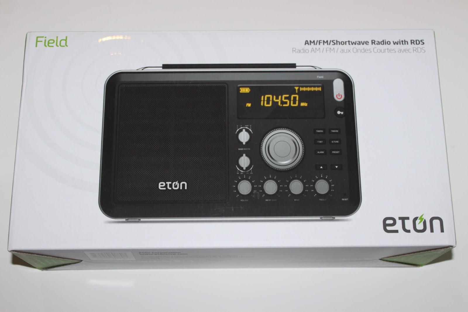 2fbb9f90c2e Stereowise Plus: Prepper Segment Part 3: Eton Field Radio Review
