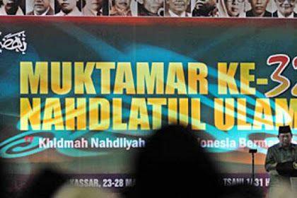 "Website Tebuireng: Ada ""Daging Babi"" di Muktamar NU  Makassar"