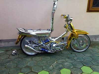 modifikasi mesin motor astrea grand