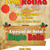 Peça teatral 'Dingou Beus' será apresentada na Praça Padre Cícero, em Aurora, no dia 24 de dezembro.