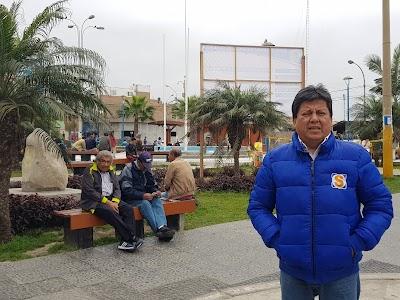 """CHONG CAMPANA DE PATRIA SEGURA: """"BARRANCA Y CAJATAMBO TENDRÁN NÚCLEO EJECUTOR Y COMBATIREMOS LA DELICUENCIA"""""""