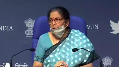 भारत को आत्मनिर्भर बनाने के  20 लाख करोड़ रुपये आर्थिक पैकेज
