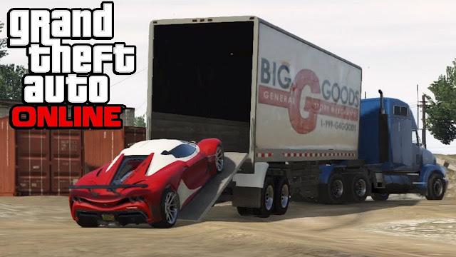 """Fã do jogo """"Grand Theft Auto V"""", criou uma petição para que a Rockstar adicione uma nova DLC ao game com a temática de caminhoneiros"""