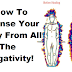 How To Cleanse Your Body From All The Negativity!