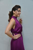 Mehreen Kaur Pirzada in Purple Dress