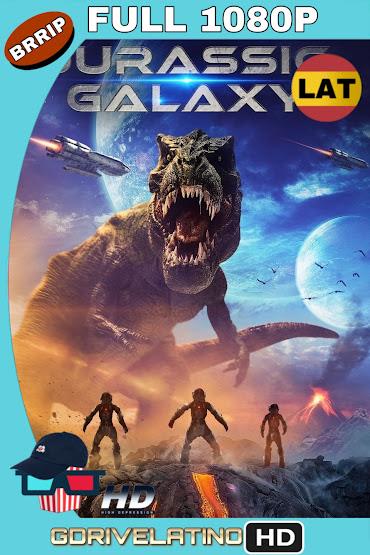 Jurassic Galaxy (2018) BRRip 1080p Latino-Ingles MKV