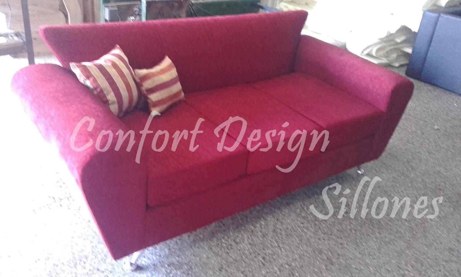 Confort Design Sillones Sillon Simpson Con Almohadon En