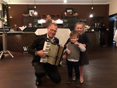 Akkordeonmusik mit Olaf Wittelmann