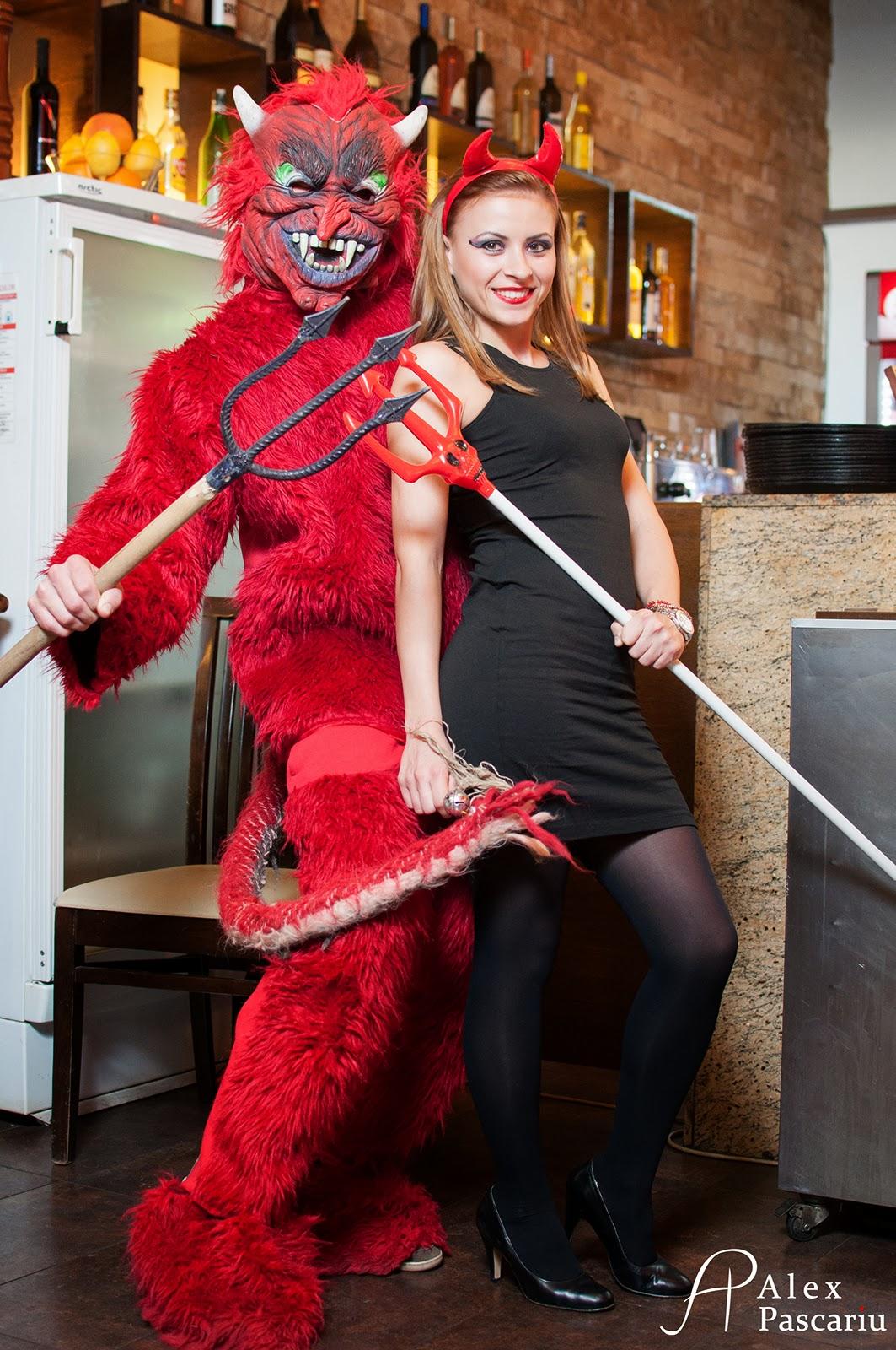 Halloween Party la Pizza Hut Iasi 6