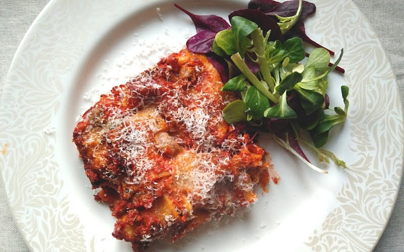 Authentic Italian Lasagne Recipe