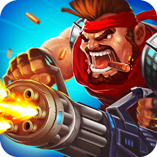 Metal Squad Shooting Game Mod Apk