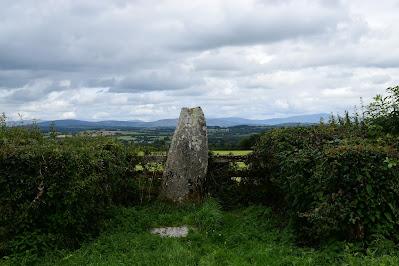 Mullaghmast Standing Stone