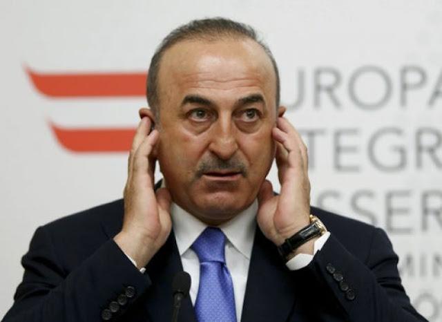Τσαβούσογλου: Αν η ΕΕ λάβει μέτρα, εμείς θα απαντήσουμε