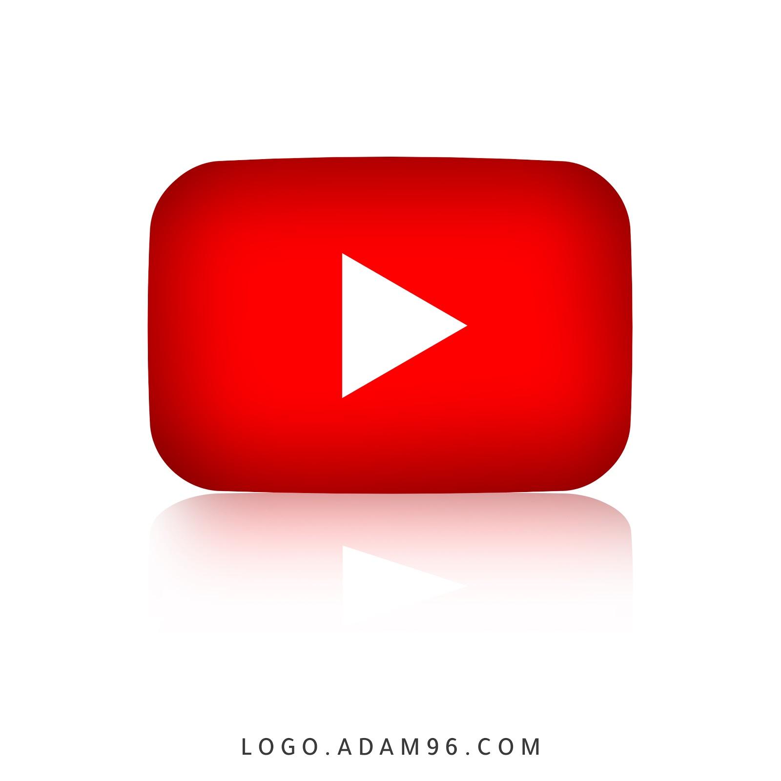 تحميل شعار يوتيوب عالي الجودة | Logo Youtube