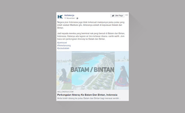 Cara Paparkan Thumbnail Penuh Ketika Kongsikan Link Blog Di Facebook
