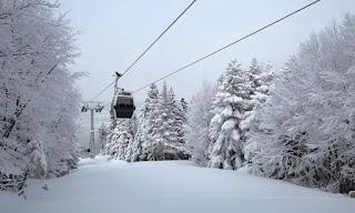Bursa ve kış