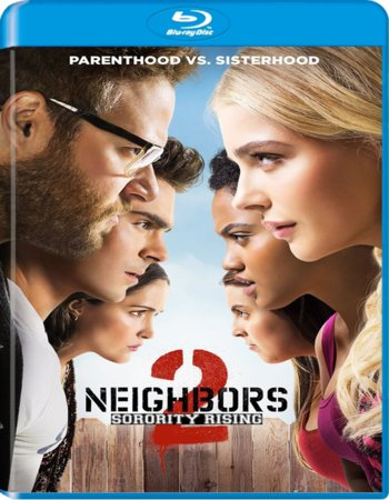 Neighbors 2: Sorority Rising (2016) Dual Audio Hindi 480p BluRay ESubs