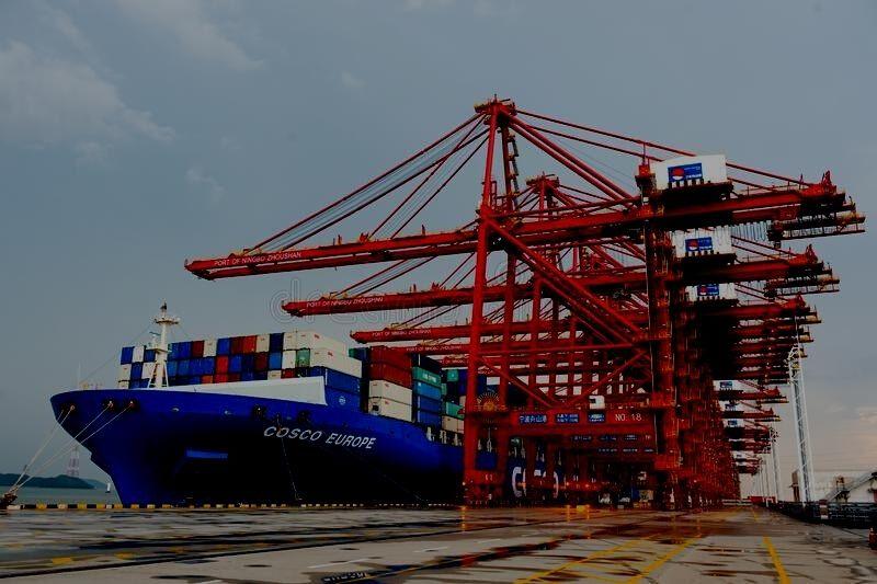 Fechamento de porto na China pode causar falta de insumos para o agronegócio brasileiro