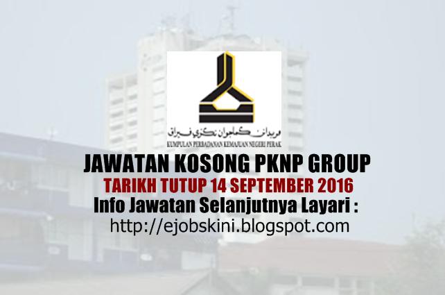 Jawatan kosong pknp september 2016