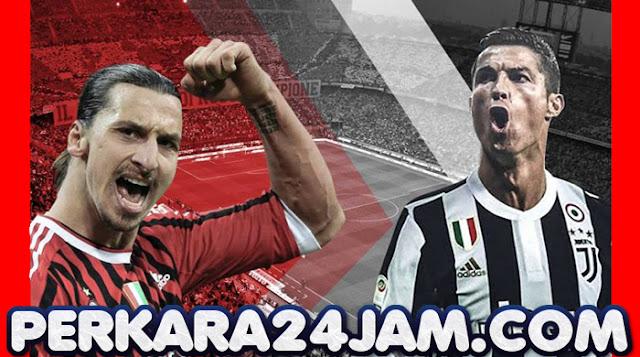Ibrahimovic Tidak Ingin Lewatkan Duel Lawan Juventus Di Serie A