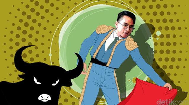 Kode Keras PDIP Solo Jika DPP Merekomendasi Gibran: Selesai Partai!