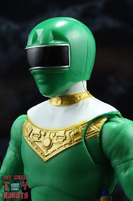 Power Rangers Lightning Collection Zeo Green Ranger 01