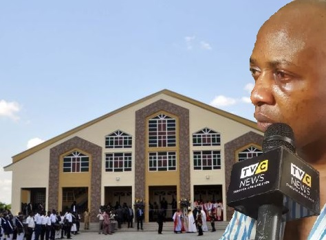 Evans The Kidnapper Donates To Anglican Church
