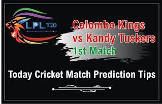 KDT vs CLK Dream11 Match Prediction | Match 1st | Lanka Premier League