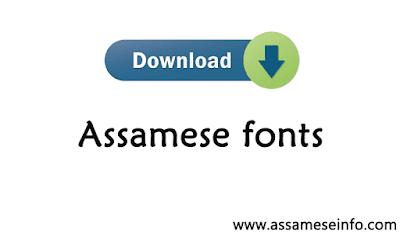 Download Assamese fonts
