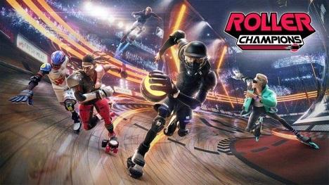 Roller Champions Full Match Walkthrough