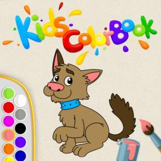 Jugar a Kids Color Book