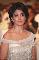 Shriya Saran in Stunning White Off Shoulder Gown at Nakshatram music launch ~  Exclusive (68).JPG