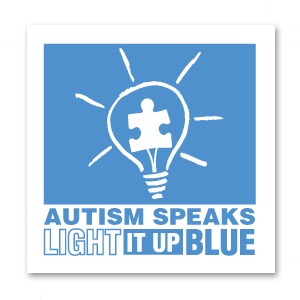 Light It Up Blue April 2nd!!!